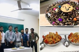 Bhel Making Competition
