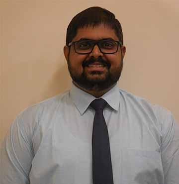 Mr. Ratheesh Nair