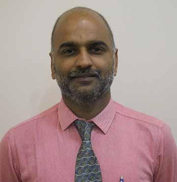 Mr. VInay Tiwari